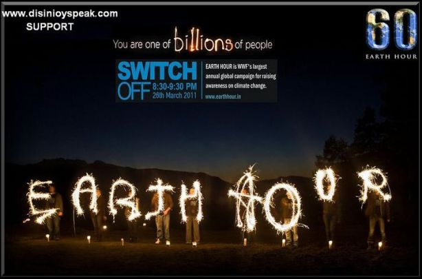 Earth Hour and beyond