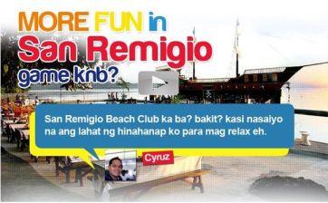 More Fun n San Remigio Beach Club