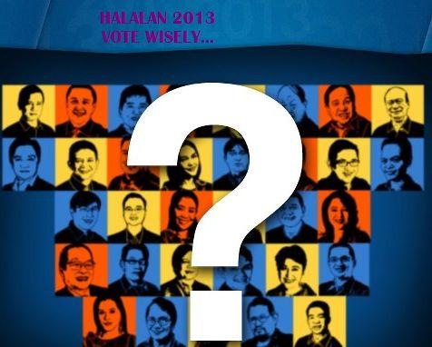 Senatorial Candidates
